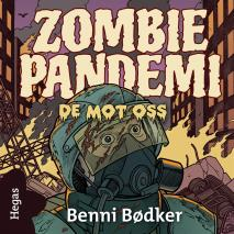 Cover for Zombie-pandemi 1: De mot oss