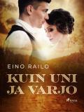Cover for Kuin uni ja varjo