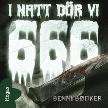 Cover for 666 – I natt dör vi