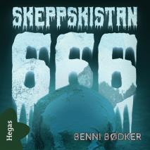 Cover for 666 – Skeppskistan