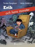 Cover for Erik och hans monster