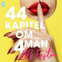 Cover for 44 kapitel om 4 män