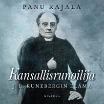 Cover for Kansallisrunoilija