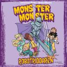 Cover for Monster Monster 9 Robotriddaren