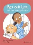 Cover for Rex och Lisa och den hemliga koden
