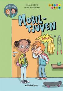 Cover for Mobil-tjuven