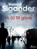Cover for 16.50 Till gävle