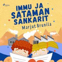 Cover for Immu ja sataman sankarit
