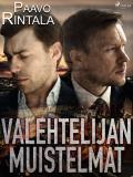 Cover for Valehtelijan muistelmat