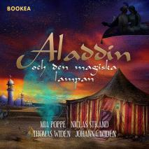 Cover for Aladdin och den magiska lampan