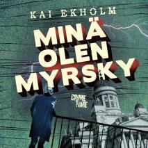 Cover for Minä olen Myrsky
