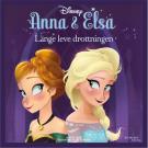 Cover for Anna & Elsa #1: Länge leve drottningen