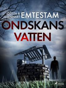 Cover for Ondskans vatten