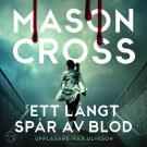 Cover for Ett långt spår av blod