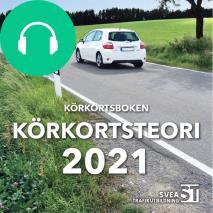 Cover for Körkortsboken Körkortsteori 2021