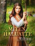 Cover for Miten haluatte