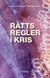 Cover for Rättsregler i kris