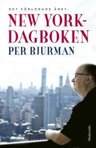 Cover for New York-dagboken