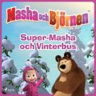 Cover for Masha och Björnen - Super-Masha och Vinterbus