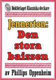 Cover for Privatdetektiven Jennerton: Den stora baissen. Återutgivning av text från 1945