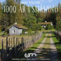 Cover for Tusen år i Småland