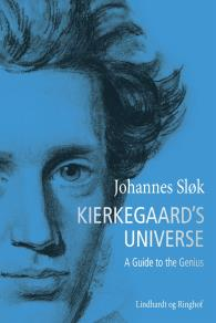 Cover for Kierkegaard's Universe. A Guide to the Genius