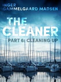 Cover for The Cleaner 6: Cleaning Up