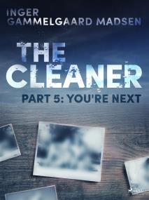 Cover for The Cleaner 5: You're Next