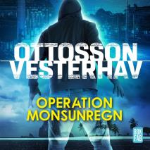 Cover for Operation Monsunregn