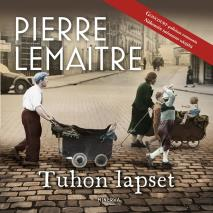 Cover for Tuhon lapset