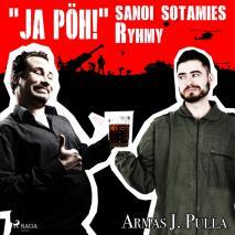 Cover for 'Ja pöh!' sanoi sotamies Ryhmy