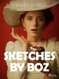 Cover for Sketches by Boz
