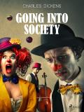Cover for Going into Society