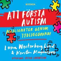 Cover for Att förstå autism