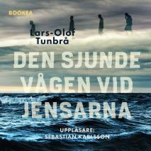 Cover for Den sjunde vågen vid Jensarna