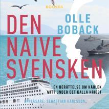 Cover for Den naive svensken