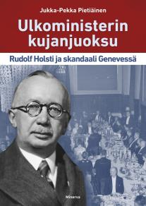 Cover for Ulkoministerin kujanjuoksu