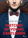 Cover for Sketches of Young Gentlemen