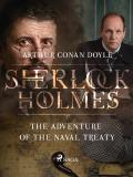 Cover for The Adventure of the Naval Treaty