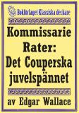 Cover for Kommissarie Rater: Det Couperska juvelspännet. Återutgivning av text från 1928