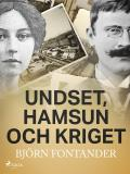 Cover for Undset, Hamsun och kriget