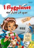 Cover for I flygplanet med Joline och apan