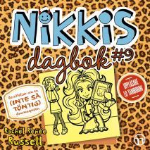 Cover for Nikkis dagbok #9: Berättelser om en (INTE SÅ TÖNTIG) dramaqueen