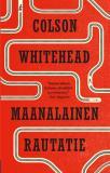 Cover for Maanalainen rautatie