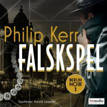 Cover for Falskspel