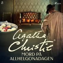 Cover for Mord på Allhelgonadagen