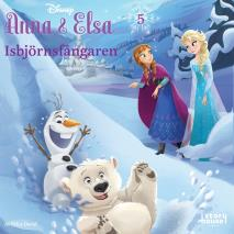 Cover for Anna & Elsa #5: Isbjörnsfångaren