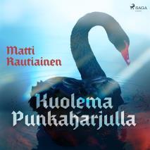 Cover for Kuolema Punkaharjulla