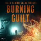Cover for Burning Guilt