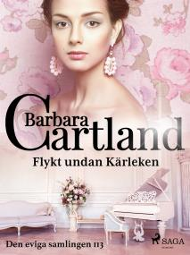 Cover for Flykt undan kärleken